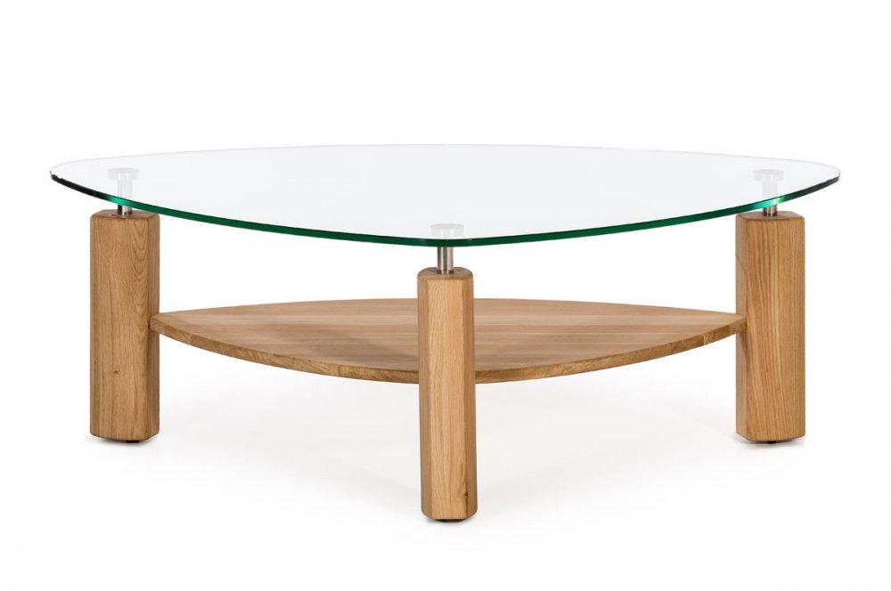 Konferenční stolek Elias 3 Glass