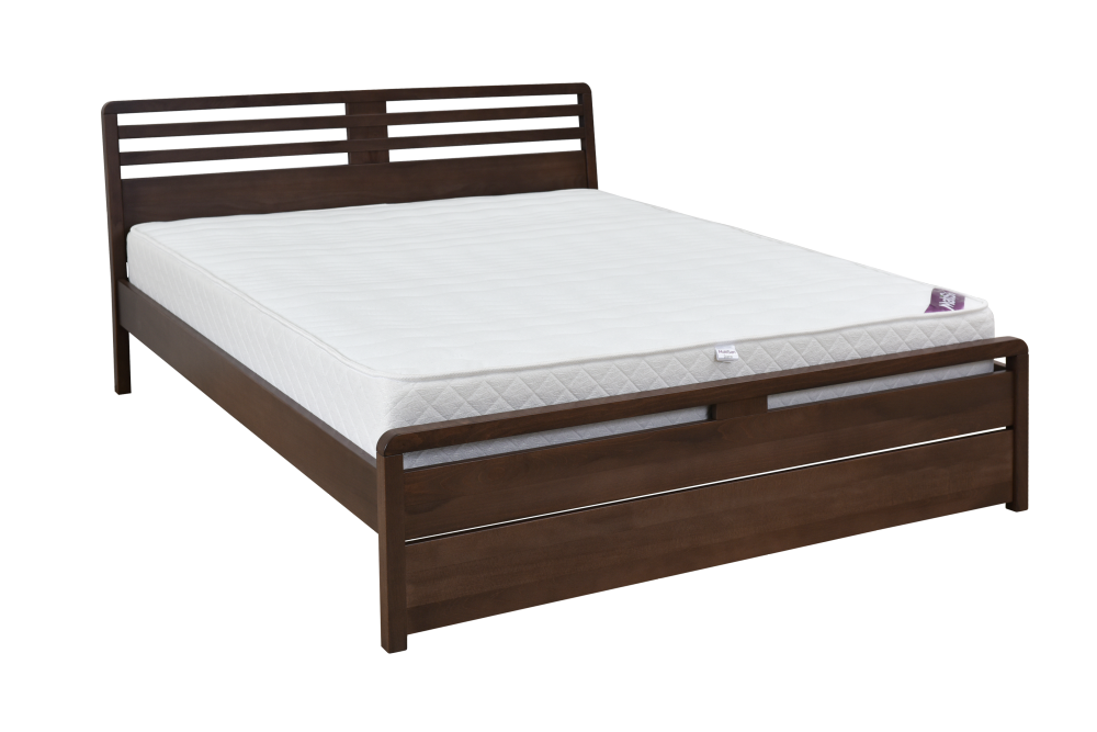 Rám postele Premier 160 - ořech tobacco