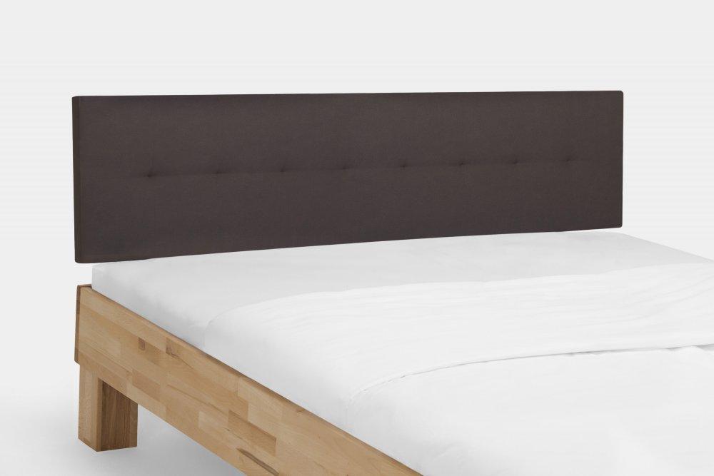 Dvoulůžková postel Classic system 383.KT - F68 - (masivní jádrový buk)