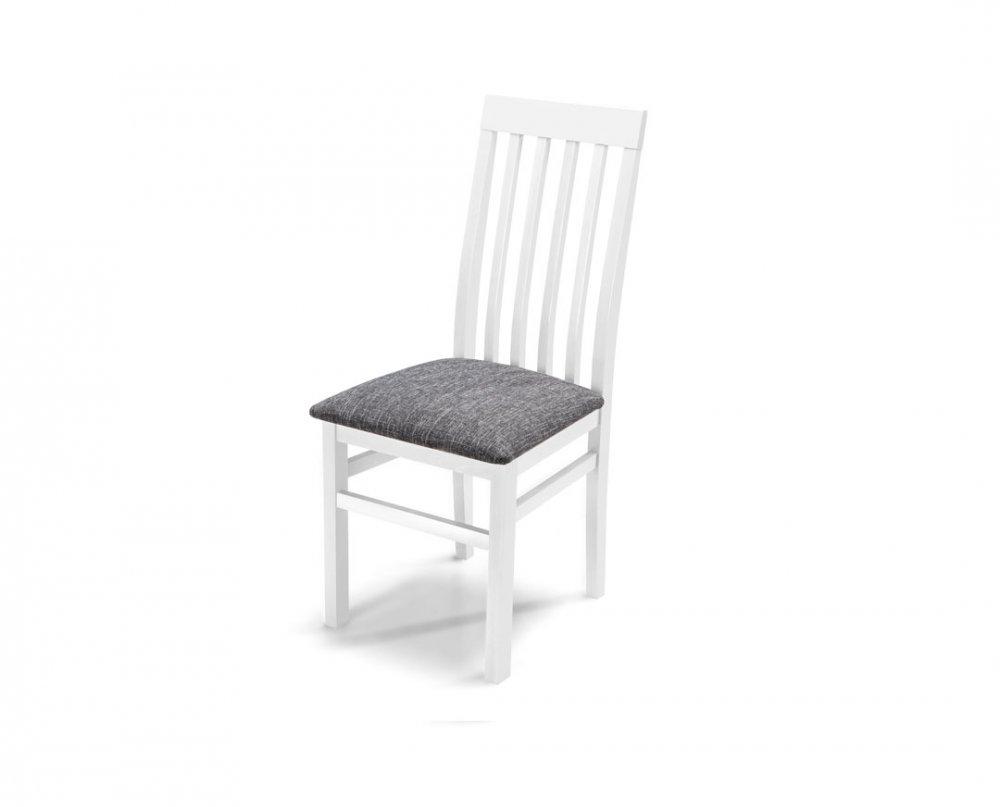 Židle QUEEN PLUS - bílá