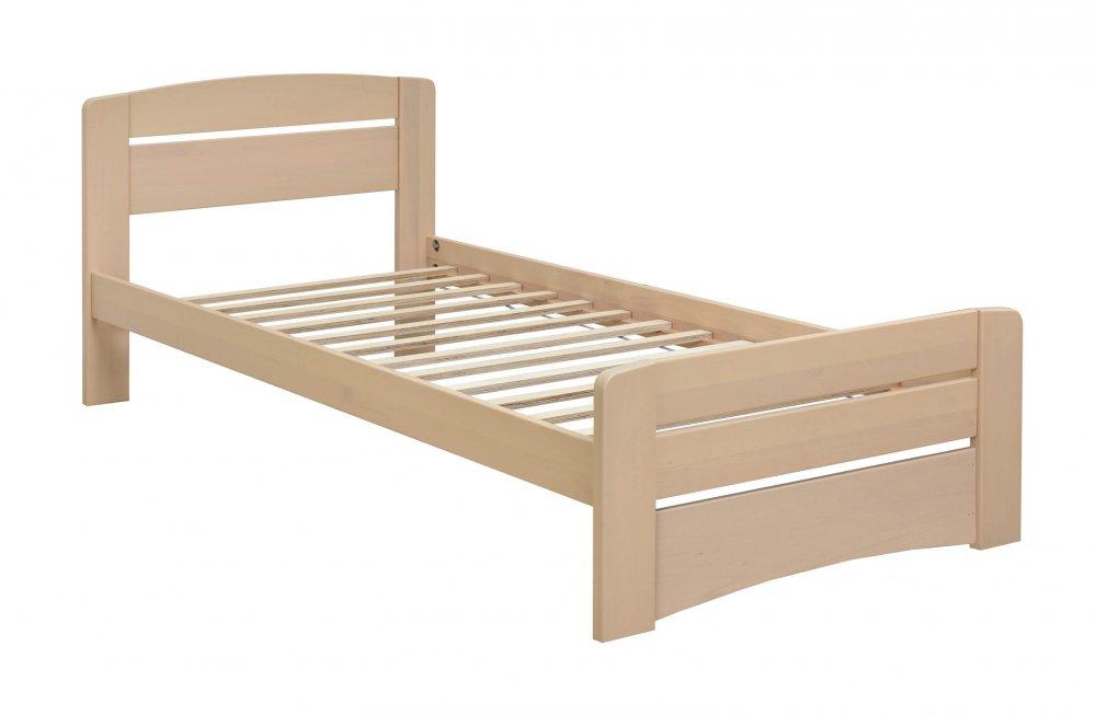 Rám postele Basic 90 - dub