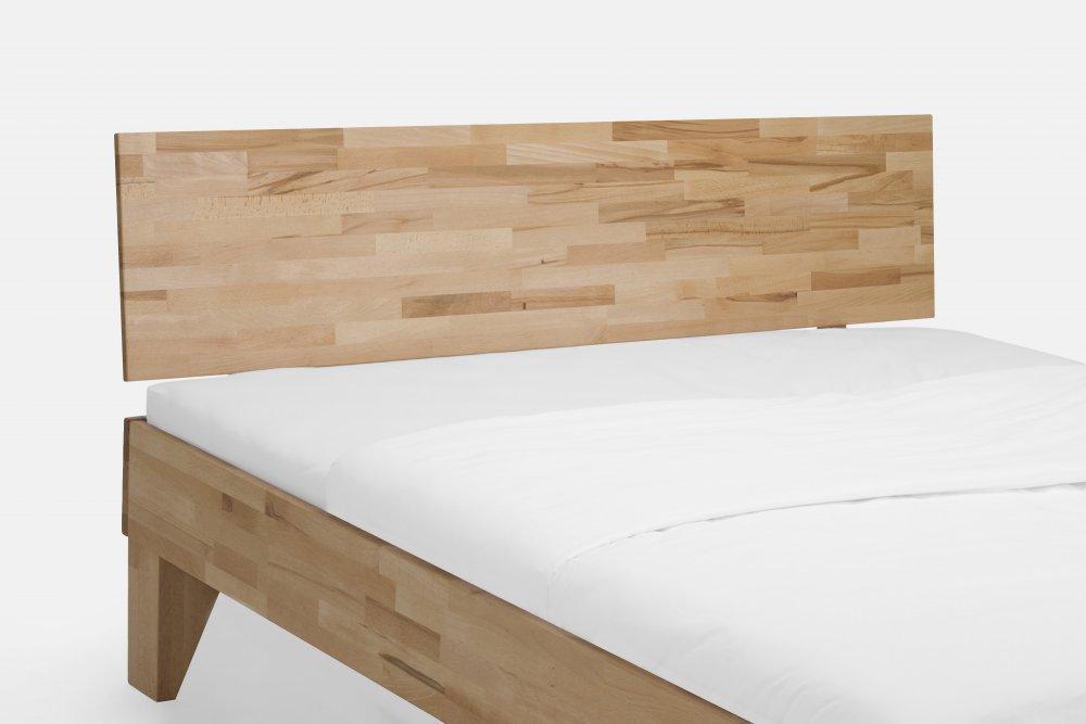 Dvoulůžková postel Classic system 360.KT - (masivní jádrový buk)