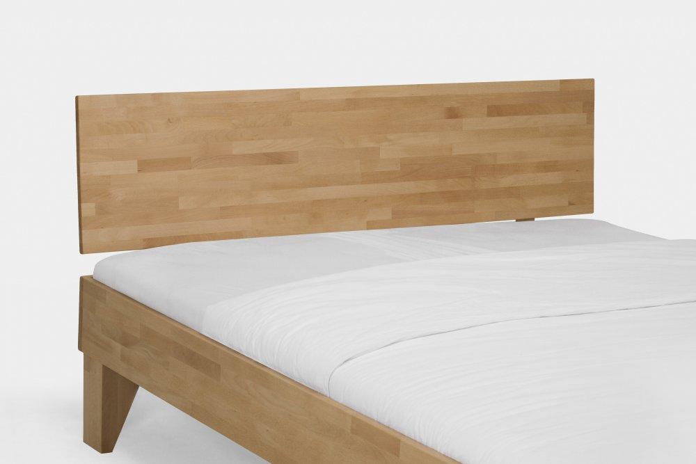 Dvoulůžková postel Classic system 360.KT - (masivní lakovaný buk)