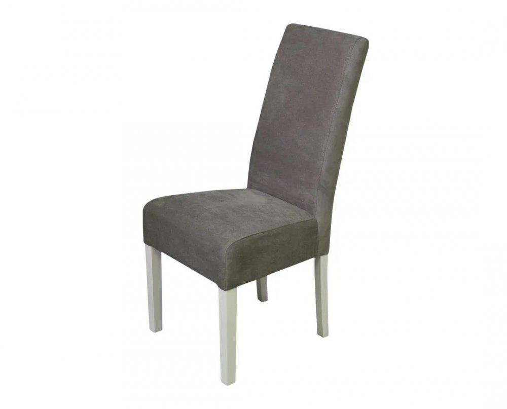 Židle S5 - bílá/šedá