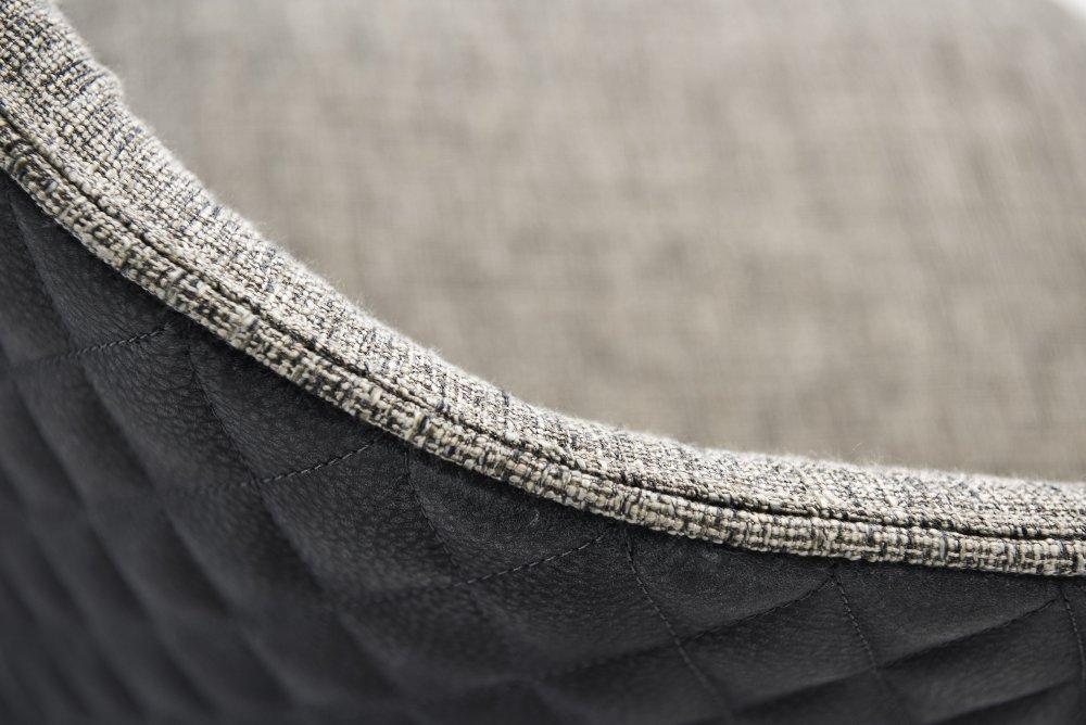Křeslo CALLA -šedé