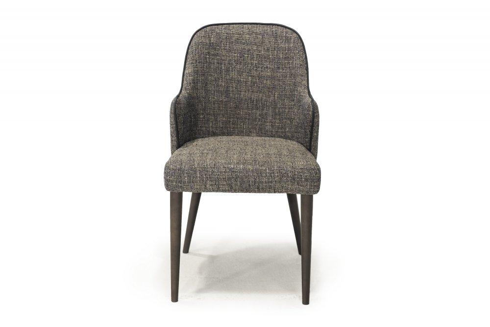 Židle COMO - hnědá