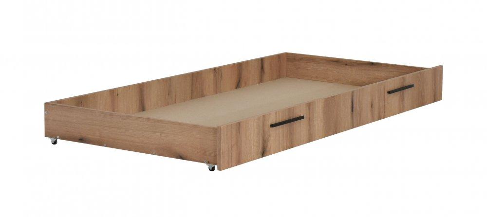 Kaliopa zásuvka pod postel 120 - artisan/šedá