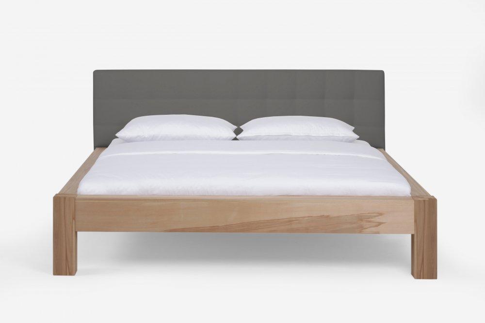 Dvoulůžková postel Select Standart system 381.KT - (masivní jádrový buk)