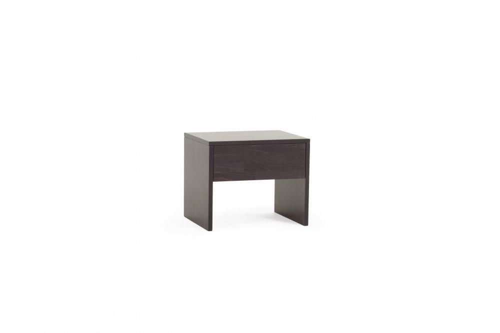 Noční stolek Classic system Daisy - 66 (masivní lakovaný buk - wenge)