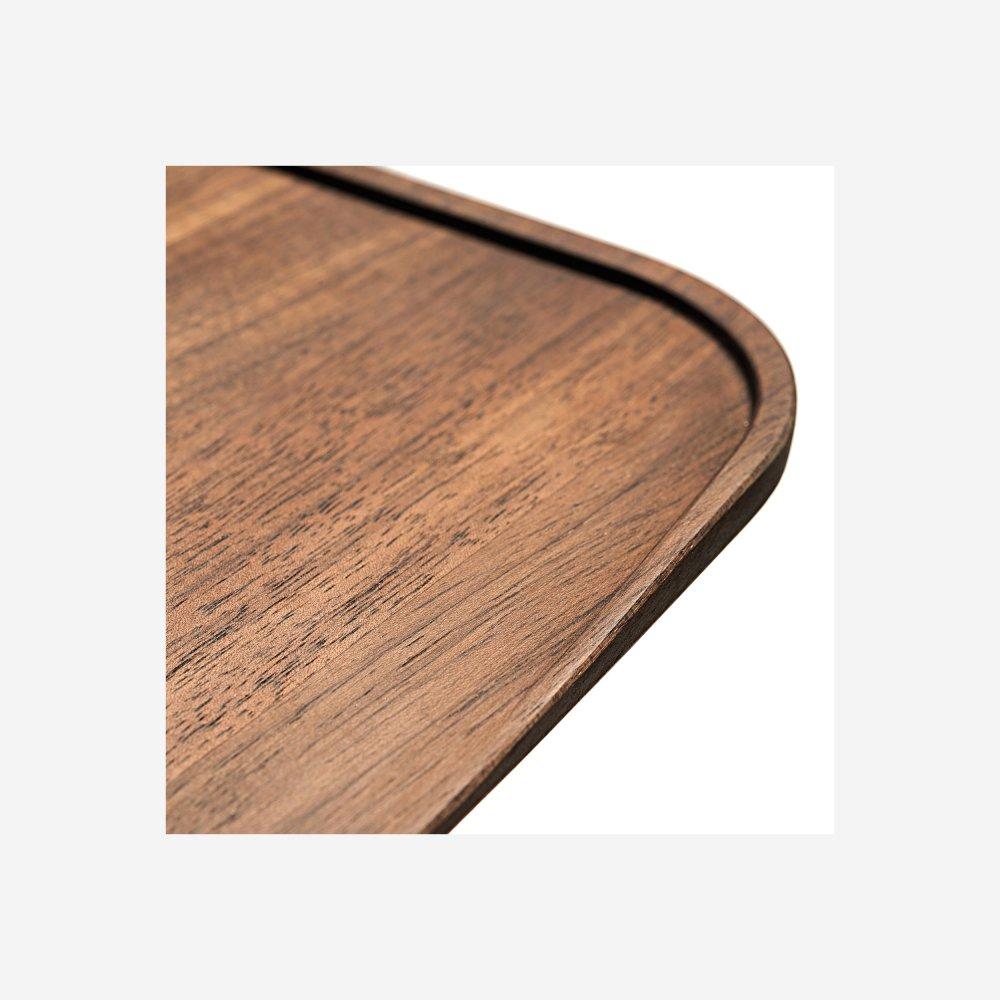 Pracovní stůl MALIN - ořech