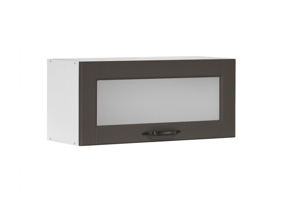 Horní skříňka IN VH 80/36 S CONTEMPO - šedá