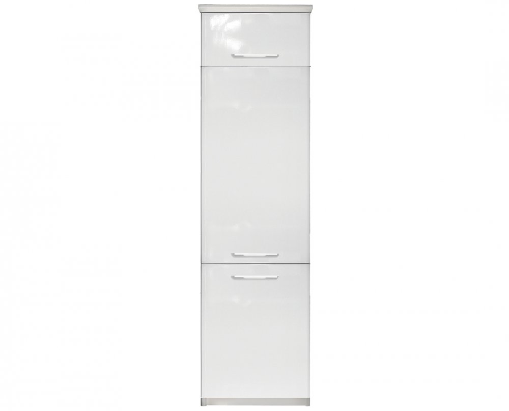 Spodní skříňka IN MDF FRIZ 2V - bílá lesk