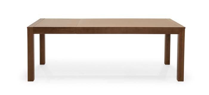 Stůl OM260 s rozkladem - buk mořený