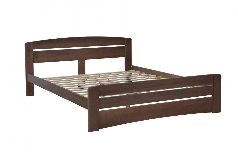 Kryt předního čela postele Basic 140 - ořech tobacco